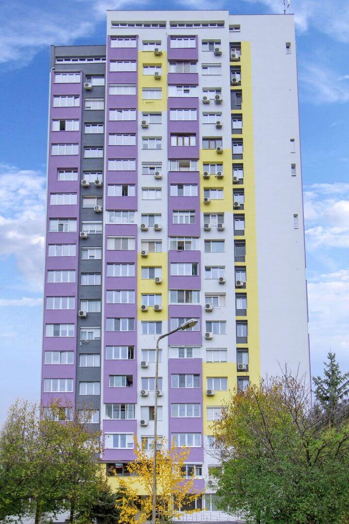 блок 49, славейков, бургас, саниране